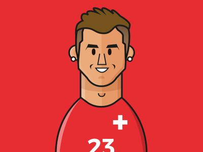 Euro 2016 - #FollowFootball Project - Switzerland stoke shaquiri switzerland uefa france teams fixtures euro2016 soccer football