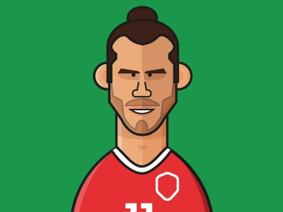Euro 2016 - #FollowFootball Project - Wales madrid real bale uefa france teams fixtures euro2016 soccer football wales
