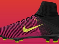 Nike Mercurial Superfly V2