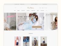 Site redesign Kira Plastinina