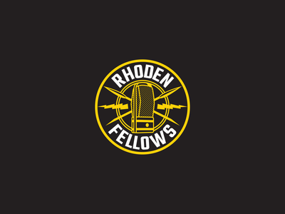 Podcast logo for ESPN's Undefeated channel, The Rhoden Fellows!