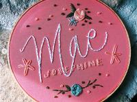 Mae Embroidery