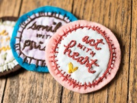 Matilda Jane Clothing release patches