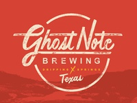 Ghost Note Brewing Logo