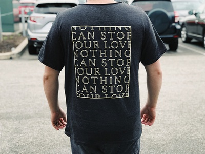 """Nothing Can Stop..."" T Shirt Design"