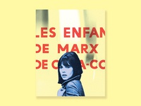 Movie Poster - Masculin Féminin