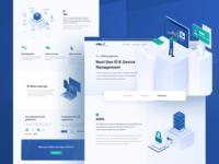 KOBIL  Website - mIdentity - Omnicreativora finance app payment server api security bank app financial bank landing page finance website dashboard