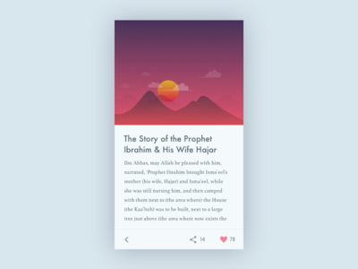 Read The Story (Rebound Series) medium flat story moslem islam mountain read news article