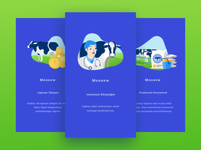 Sapi Kita - Agriculture Investment Mobile Application cow farmer wealth money investment insights finch finance