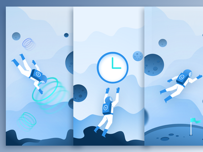 Project Management App - Onboarding boarding on troll tracking timeline schedule project-management minimal milestone management invoice atlasian-jira