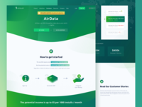 Airpush - Data, Mobile Marketing Website
