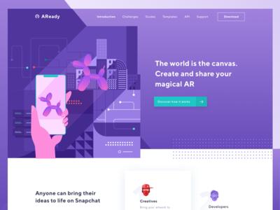 AR Website
