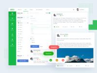 Omnicreativora social media analytics dashboard anggit yuniar 2