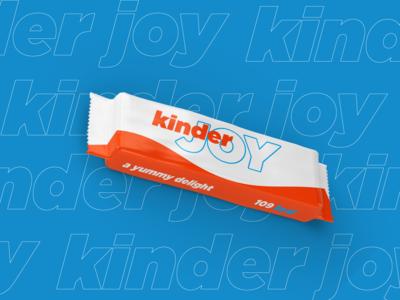 Kinder joy- Weekly Warm-Up Prompt No. 3