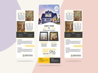 Real Estate Rack Card