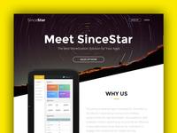 SinceStar Homepage