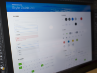 BidMaster Style Guide V2.0
