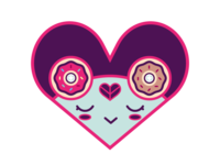 Donut Eyed
