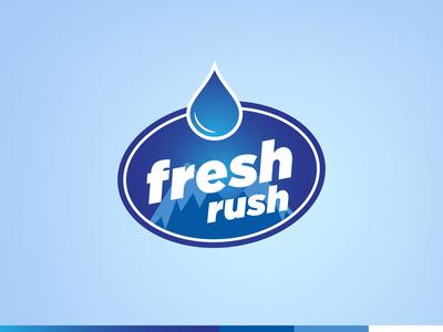 Fresh Rush Logo
