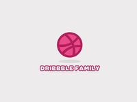 Dribbble.com Family