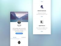 Shopping Profiles