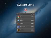 System Lens for Mac Website