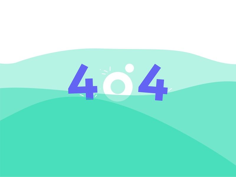 404  illustration hengam sea interfacedesign interface 404 page graphic design illustration