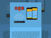 Orb Landing Page