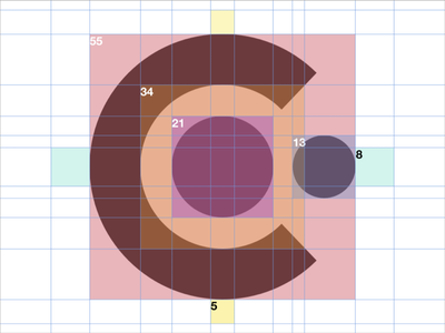 Context Fibonacci Guidelines layout guidelines fibonacci context symbol