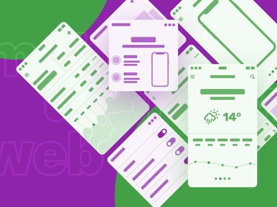 Scheme Flowcharts 2.0 prototyping vector mobile ios app flow ui prototype figma wireframe ux web uikit sketch