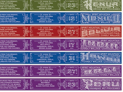 Commonwealth Labels