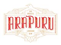 Arapuru Gin Rebrand