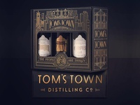 Tom's Town Gift Packaging