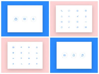 Project custom icons