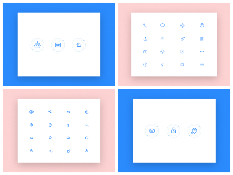 Project custom icons icons