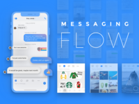Messaging flow