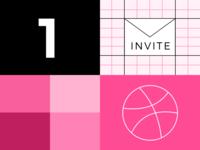 1 Invite