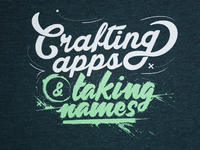 Crafting apps 1