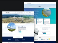 Impact Investment Manager Website