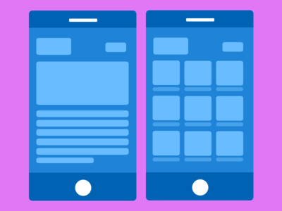 Low Fi Mobile Thumbs ux low fidelity wireframes thumbs