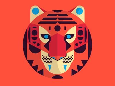 Tiger of Dreams