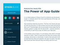 The New Onavo Blog