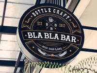 Bla Bla Bar logo