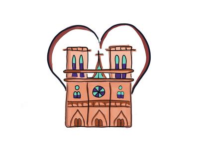 Notre Dame love