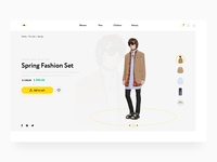 E-Commerce Online Fashion Shop