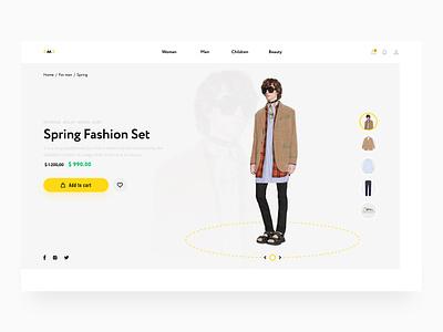 Fashion Shop description price social share e-shop sell e-commerce wear buy cart style shop fashion
