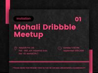Meetup Invitation