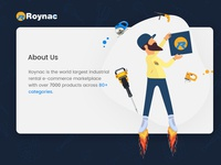 Roynac  About Us