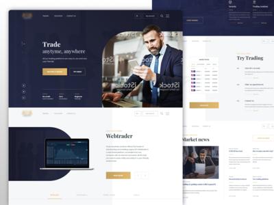 Financial Draft Homepage