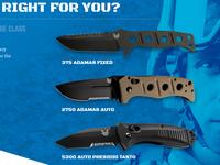 Knife pitch